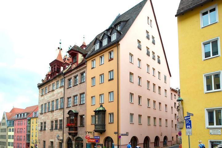 Burgstraße in Nürnberg