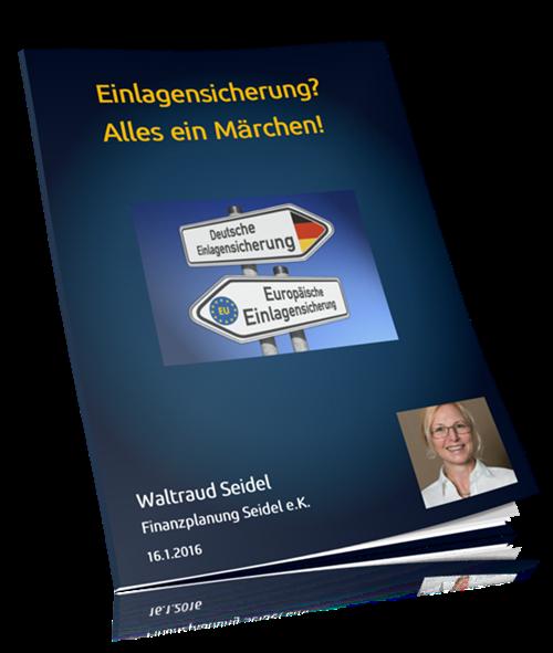 E-Book - Einlagensicherung Alles ein Märchen