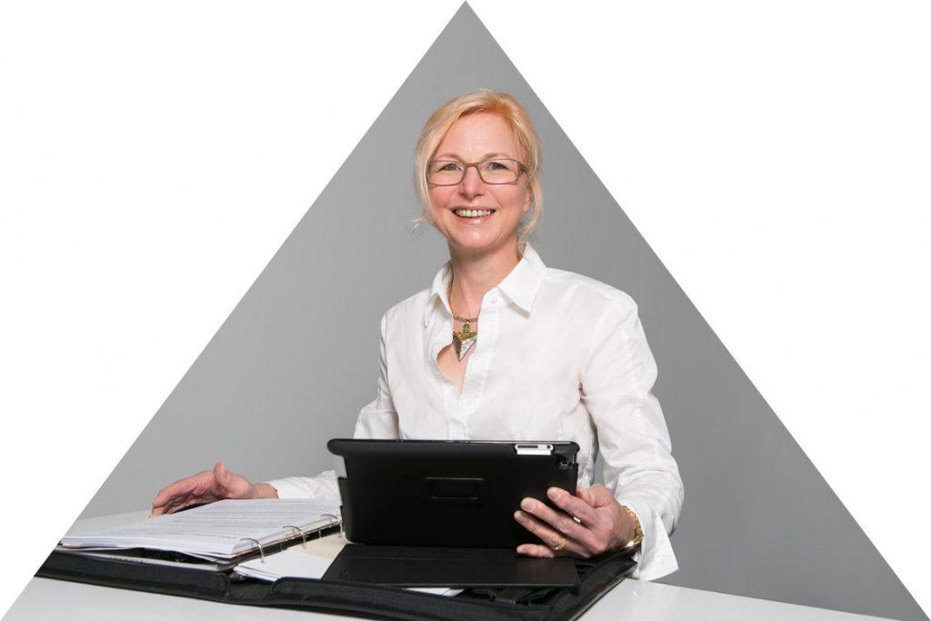 Waltraud Seidel Finanzexpertin