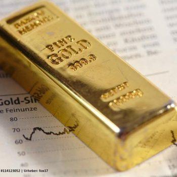 Gold im Fokus von Anlegern