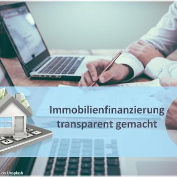 Was ist bei einer Baufinanzierung zu beachten?