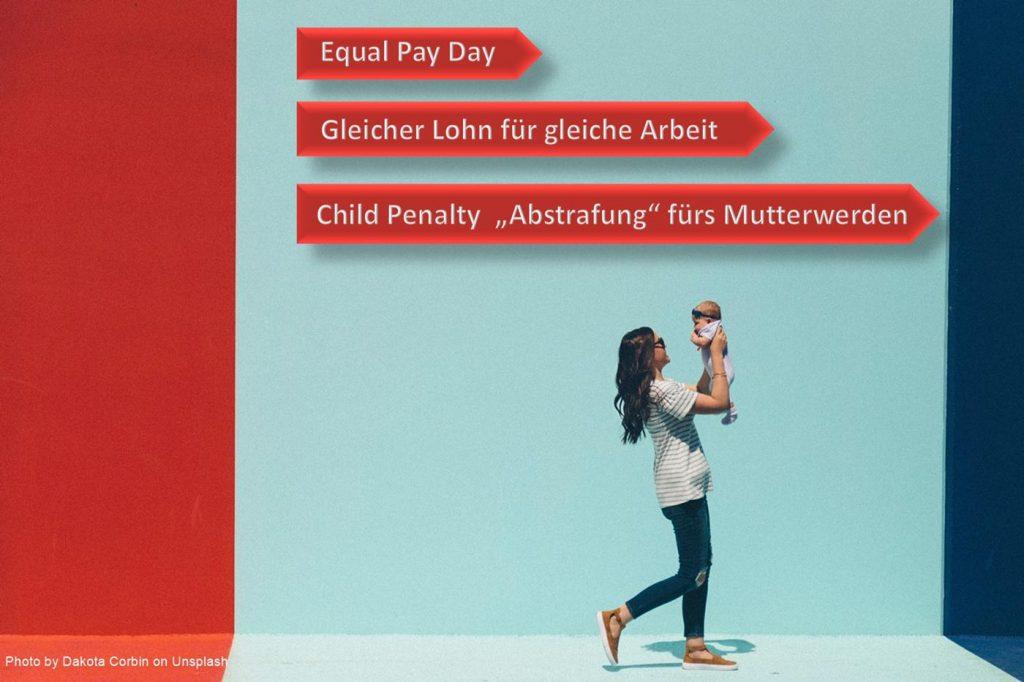 Gleicher Lohn für gleiche Arbeit